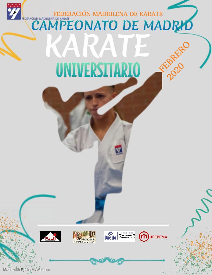 Campeonato de Madrid Universitario 2020
