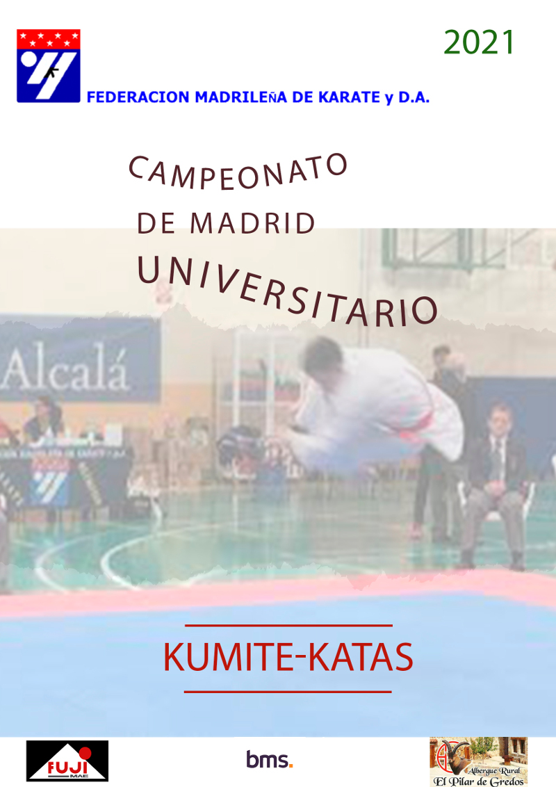 Campeonato Universitario de Madrid 2021